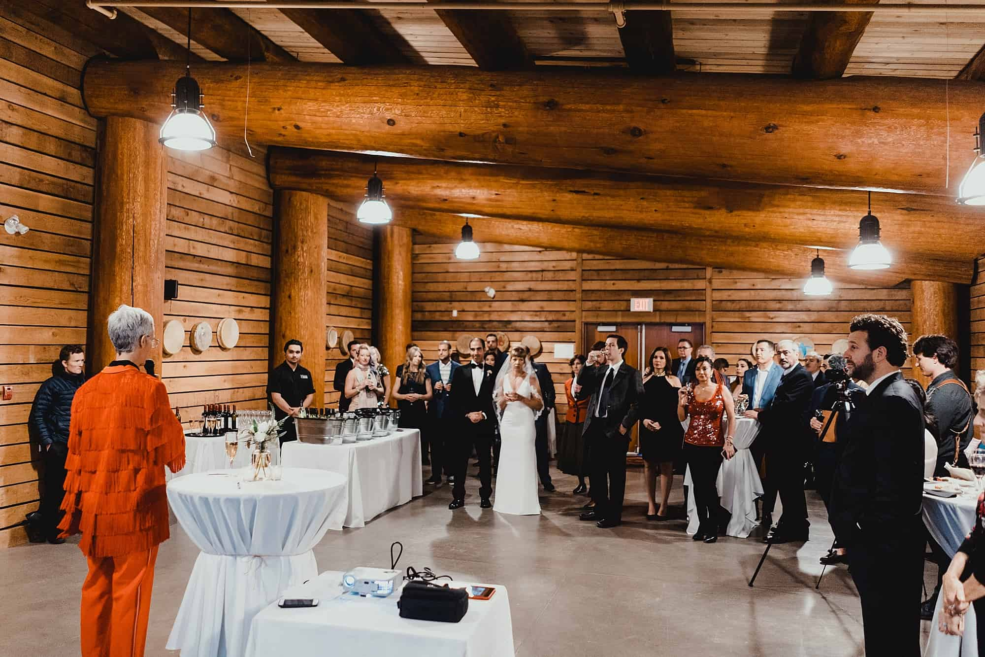 long house wedding reception venue