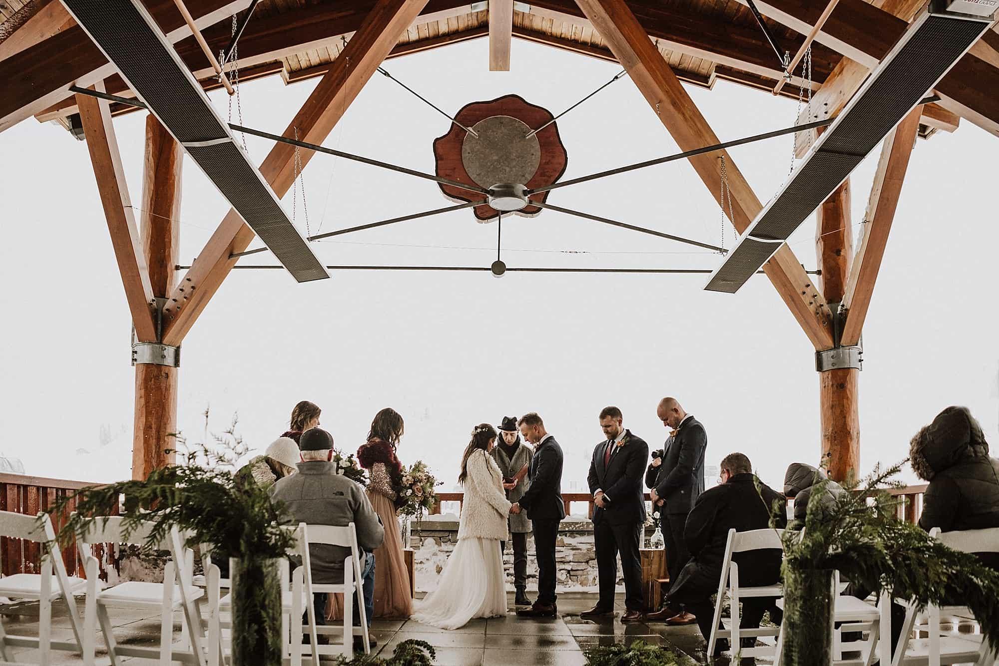 steeps grill wedding photos