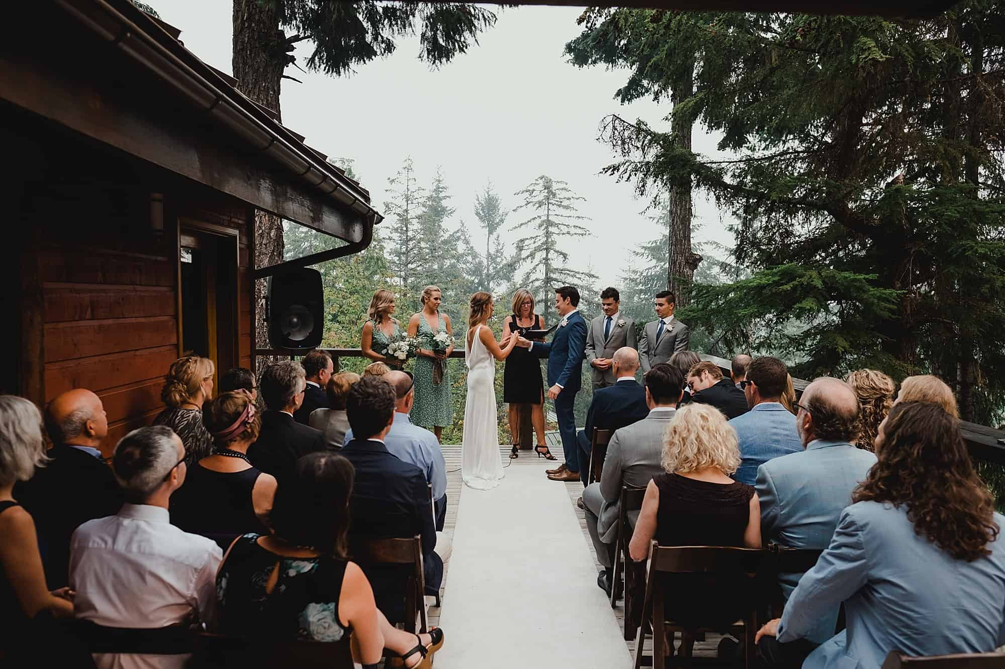 private residence wedding whistler