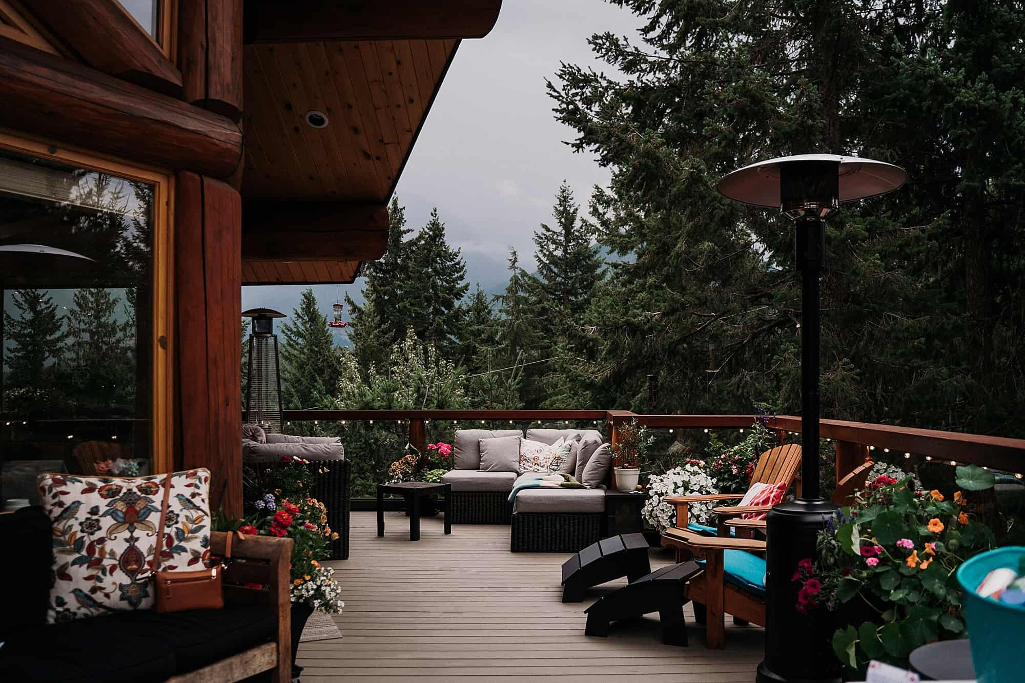 whistler luxury house